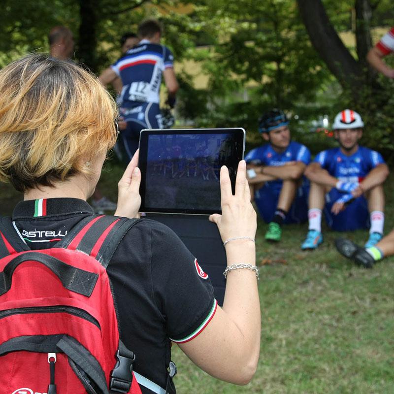 2016 - Coppa Nazioni U23 - Scatto alla Nazionale U23 in attesa della presentazione